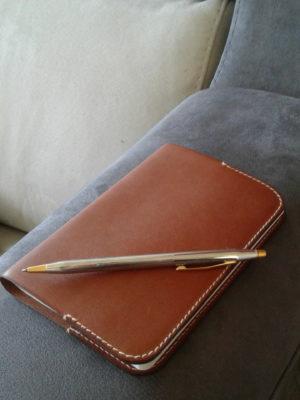 Agenda ou carnet rechargeable